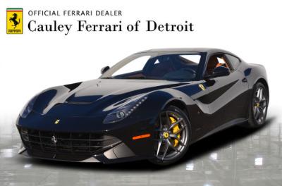Used 2017 Ferrari F12berlinetta Used 2017 Ferrari F12berlinetta for sale Sold at Cauley Ferrari in West Bloomfield MI 1