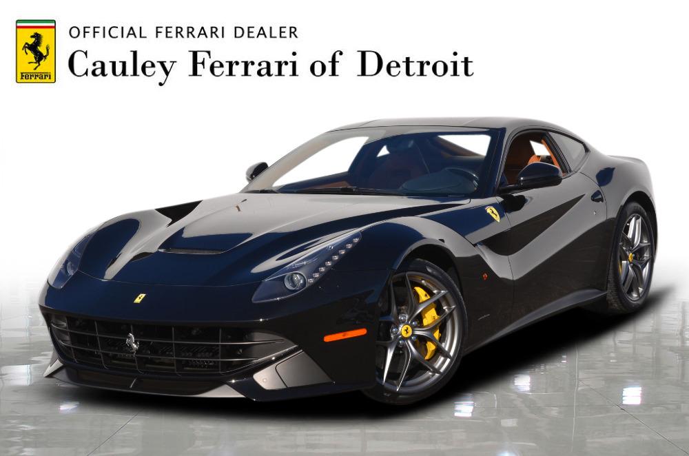 Used 2017 Ferrari F12berlinetta
