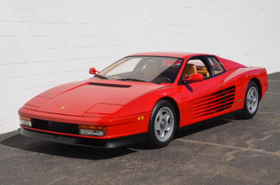 Used 1987 Ferrari Testarossa Used 1987 Ferrari Testarossa for sale $129,900 at Cauley Ferrari in West Bloomfield MI 10