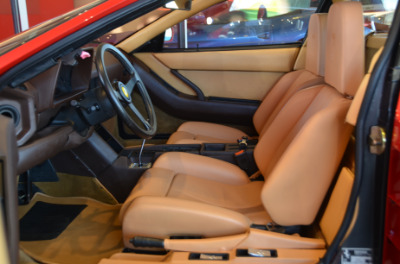 Used 1987 Ferrari Testarossa Used 1987 Ferrari Testarossa for sale $129,900 at Cauley Ferrari in West Bloomfield MI 2