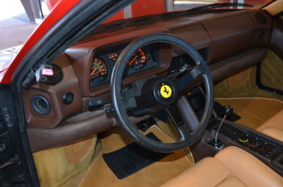 Used 1987 Ferrari Testarossa Used 1987 Ferrari Testarossa for sale $129,900 at Cauley Ferrari in West Bloomfield MI 21
