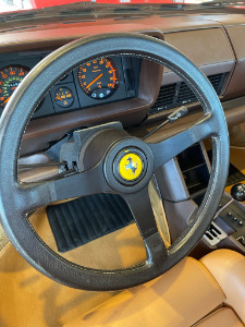 Used 1987 Ferrari Testarossa Used 1987 Ferrari Testarossa for sale $129,900 at Cauley Ferrari in West Bloomfield MI 29