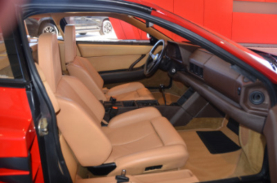 Used 1987 Ferrari Testarossa Used 1987 Ferrari Testarossa for sale $129,900 at Cauley Ferrari in West Bloomfield MI 40