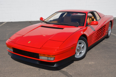 Used 1987 Ferrari Testarossa Used 1987 Ferrari Testarossa for sale $129,900 at Cauley Ferrari in West Bloomfield MI 45