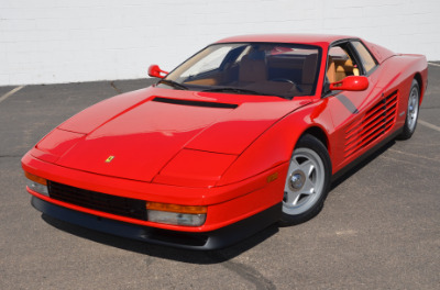 Used 1987 Ferrari Testarossa Used 1987 Ferrari Testarossa for sale $129,900 at Cauley Ferrari in West Bloomfield MI 46