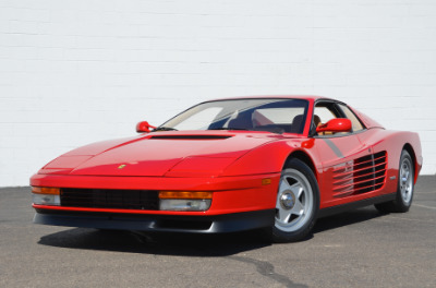 Used 1987 Ferrari Testarossa Used 1987 Ferrari Testarossa for sale $129,900 at Cauley Ferrari in West Bloomfield MI 47