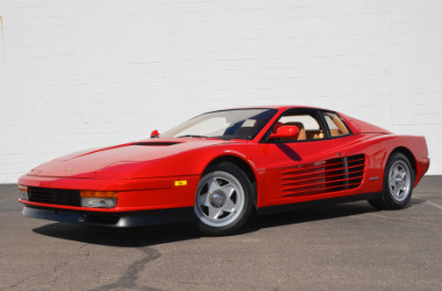 Used 1987 Ferrari Testarossa Used 1987 Ferrari Testarossa for sale $129,900 at Cauley Ferrari in West Bloomfield MI 48