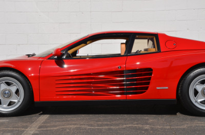 Used 1987 Ferrari Testarossa Used 1987 Ferrari Testarossa for sale $129,900 at Cauley Ferrari in West Bloomfield MI 53