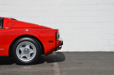 Used 1987 Ferrari Testarossa Used 1987 Ferrari Testarossa for sale $129,900 at Cauley Ferrari in West Bloomfield MI 54