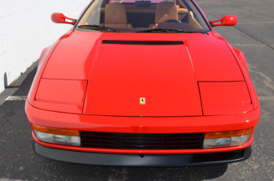 Used 1987 Ferrari Testarossa Used 1987 Ferrari Testarossa for sale $129,900 at Cauley Ferrari in West Bloomfield MI 55