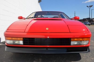 Used 1987 Ferrari Testarossa Used 1987 Ferrari Testarossa for sale $129,900 at Cauley Ferrari in West Bloomfield MI 56
