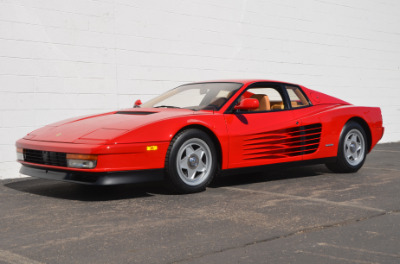 Used 1987 Ferrari Testarossa Used 1987 Ferrari Testarossa for sale $129,900 at Cauley Ferrari in West Bloomfield MI 57