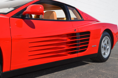 Used 1987 Ferrari Testarossa Used 1987 Ferrari Testarossa for sale $129,900 at Cauley Ferrari in West Bloomfield MI 59