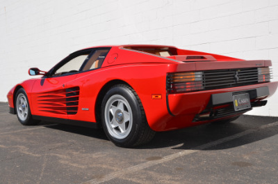 Used 1987 Ferrari Testarossa Used 1987 Ferrari Testarossa for sale $129,900 at Cauley Ferrari in West Bloomfield MI 62