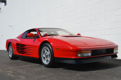 Used 1987 Ferrari Testarossa Used 1987 Ferrari Testarossa for sale $129,900 at Cauley Ferrari in West Bloomfield MI 66