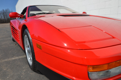 Used 1987 Ferrari Testarossa Used 1987 Ferrari Testarossa for sale $129,900 at Cauley Ferrari in West Bloomfield MI 67