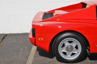 Used 1987 Ferrari Testarossa Used 1987 Ferrari Testarossa for sale $129,900 at Cauley Ferrari in West Bloomfield MI 69
