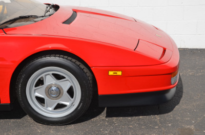 Used 1987 Ferrari Testarossa Used 1987 Ferrari Testarossa for sale $129,900 at Cauley Ferrari in West Bloomfield MI 71