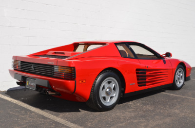 Used 1987 Ferrari Testarossa Used 1987 Ferrari Testarossa for sale $129,900 at Cauley Ferrari in West Bloomfield MI 72