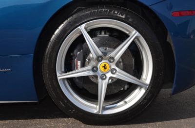 Used 2014 Ferrari 458 Spider Used 2014 Ferrari 458 Spider for sale Sold at Cauley Ferrari in West Bloomfield MI 15