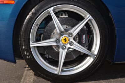 Used 2014 Ferrari 458 Spider Used 2014 Ferrari 458 Spider for sale Sold at Cauley Ferrari in West Bloomfield MI 17