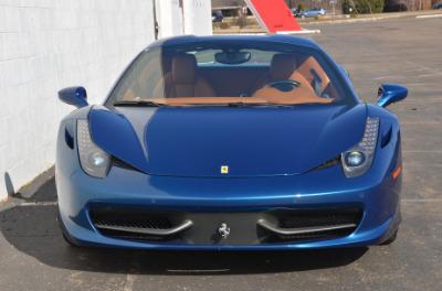 Used 2014 Ferrari 458 Spider Used 2014 Ferrari 458 Spider for sale $229,900 at Cauley Ferrari in West Bloomfield MI 18