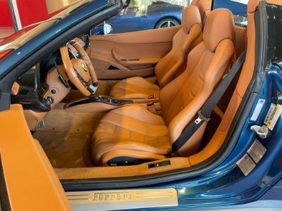 Used 2014 Ferrari 458 Spider Used 2014 Ferrari 458 Spider for sale Sold at Cauley Ferrari in West Bloomfield MI 2