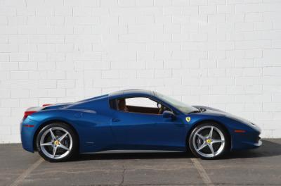 Used 2014 Ferrari 458 Spider Used 2014 Ferrari 458 Spider for sale Sold at Cauley Ferrari in West Bloomfield MI 20