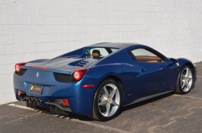 Used 2014 Ferrari 458 Spider Used 2014 Ferrari 458 Spider for sale $229,900 at Cauley Ferrari in West Bloomfield MI 21