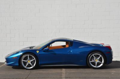 Used 2014 Ferrari 458 Spider Used 2014 Ferrari 458 Spider for sale $229,900 at Cauley Ferrari in West Bloomfield MI 24