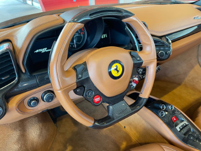 Used 2014 Ferrari 458 Spider Used 2014 Ferrari 458 Spider for sale Sold at Cauley Ferrari in West Bloomfield MI 39