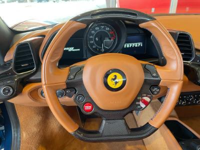 Used 2014 Ferrari 458 Spider Used 2014 Ferrari 458 Spider for sale Sold at Cauley Ferrari in West Bloomfield MI 40