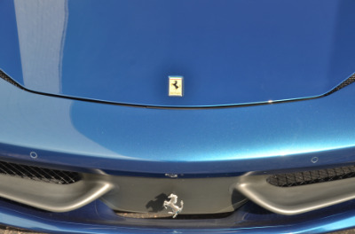 Used 2014 Ferrari 458 Spider Used 2014 Ferrari 458 Spider for sale Sold at Cauley Ferrari in West Bloomfield MI 61