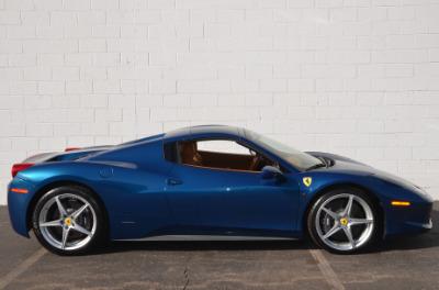Used 2014 Ferrari 458 Spider Used 2014 Ferrari 458 Spider for sale $229,900 at Cauley Ferrari in West Bloomfield MI 70