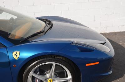 Used 2014 Ferrari 458 Spider Used 2014 Ferrari 458 Spider for sale Sold at Cauley Ferrari in West Bloomfield MI 74