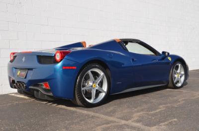 Used 2014 Ferrari 458 Spider Used 2014 Ferrari 458 Spider for sale $229,900 at Cauley Ferrari in West Bloomfield MI 81