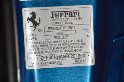 Used 2014 Ferrari 458 Spider Used 2014 Ferrari 458 Spider for sale Sold at Cauley Ferrari in West Bloomfield MI 87
