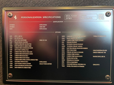 New 2021 Ferrari SF90 Stradale New 2021 Ferrari SF90 Stradale for sale Call for price at Cauley Ferrari in West Bloomfield MI 100