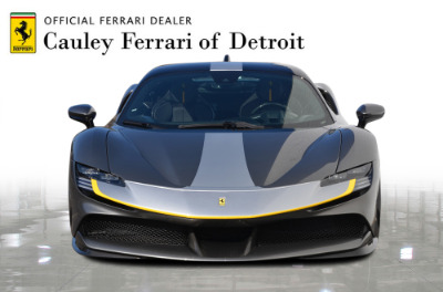 New 2021 Ferrari SF90 Stradale New 2021 Ferrari SF90 Stradale for sale Call for price at Cauley Ferrari in West Bloomfield MI 3