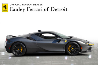 New 2021 Ferrari SF90 Stradale New 2021 Ferrari SF90 Stradale for sale Call for price at Cauley Ferrari in West Bloomfield MI 5