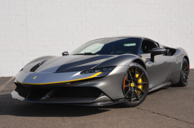 New 2021 Ferrari SF90 Stradale New 2021 Ferrari SF90 Stradale for sale Call for price at Cauley Ferrari in West Bloomfield MI 59