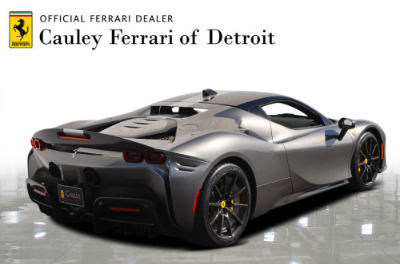 New 2021 Ferrari SF90 Stradale New 2021 Ferrari SF90 Stradale for sale Call for price at Cauley Ferrari in West Bloomfield MI 6