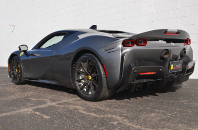 New 2021 Ferrari SF90 Stradale New 2021 Ferrari SF90 Stradale for sale Call for price at Cauley Ferrari in West Bloomfield MI 71