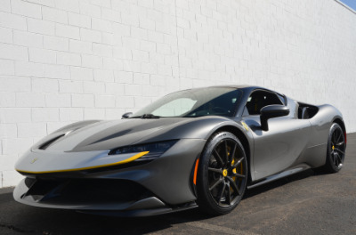 New 2021 Ferrari SF90 Stradale New 2021 Ferrari SF90 Stradale for sale Call for price at Cauley Ferrari in West Bloomfield MI 72
