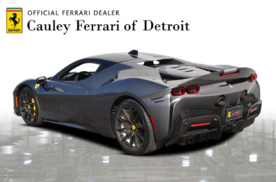 New 2021 Ferrari SF90 Stradale New 2021 Ferrari SF90 Stradale for sale Call for price at Cauley Ferrari in West Bloomfield MI 8
