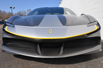 New 2021 Ferrari SF90 Stradale New 2021 Ferrari SF90 Stradale for sale Call for price at Cauley Ferrari in West Bloomfield MI 83