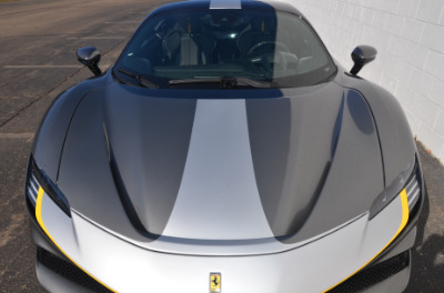 New 2021 Ferrari SF90 Stradale New 2021 Ferrari SF90 Stradale for sale Call for price at Cauley Ferrari in West Bloomfield MI 84