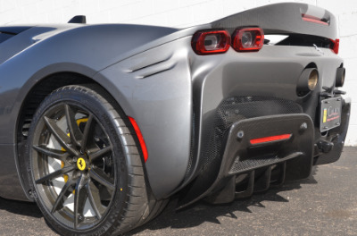 New 2021 Ferrari SF90 Stradale New 2021 Ferrari SF90 Stradale for sale Call for price at Cauley Ferrari in West Bloomfield MI 89