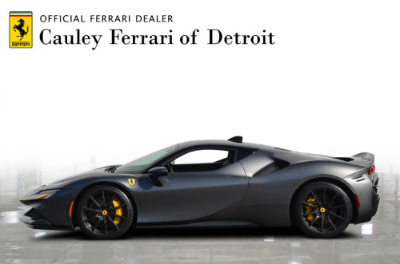 New 2021 Ferrari SF90 Stradale New 2021 Ferrari SF90 Stradale for sale Call for price at Cauley Ferrari in West Bloomfield MI 9