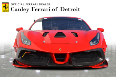 New 2021 Ferrari 488 Challenge EVO New 2021 Ferrari 488 Challenge EVO for sale Call for price at Cauley Ferrari in West Bloomfield MI 3